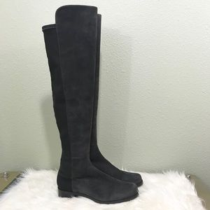 Stuart Weitzman 50/50 over the knee boot size 8